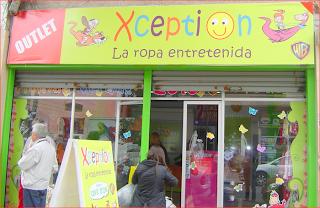 OUTLET EXCEPTION: ROPA INFANTIL Y BEBÉS
