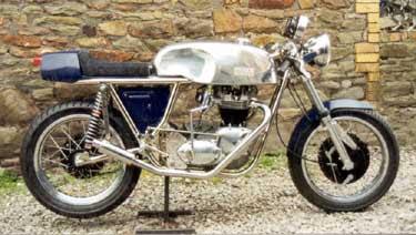 Metisse Motorcycles For Sale Uk