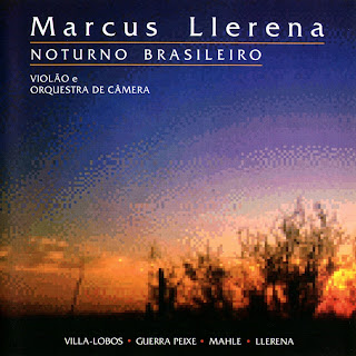 Marcus Llerena cover