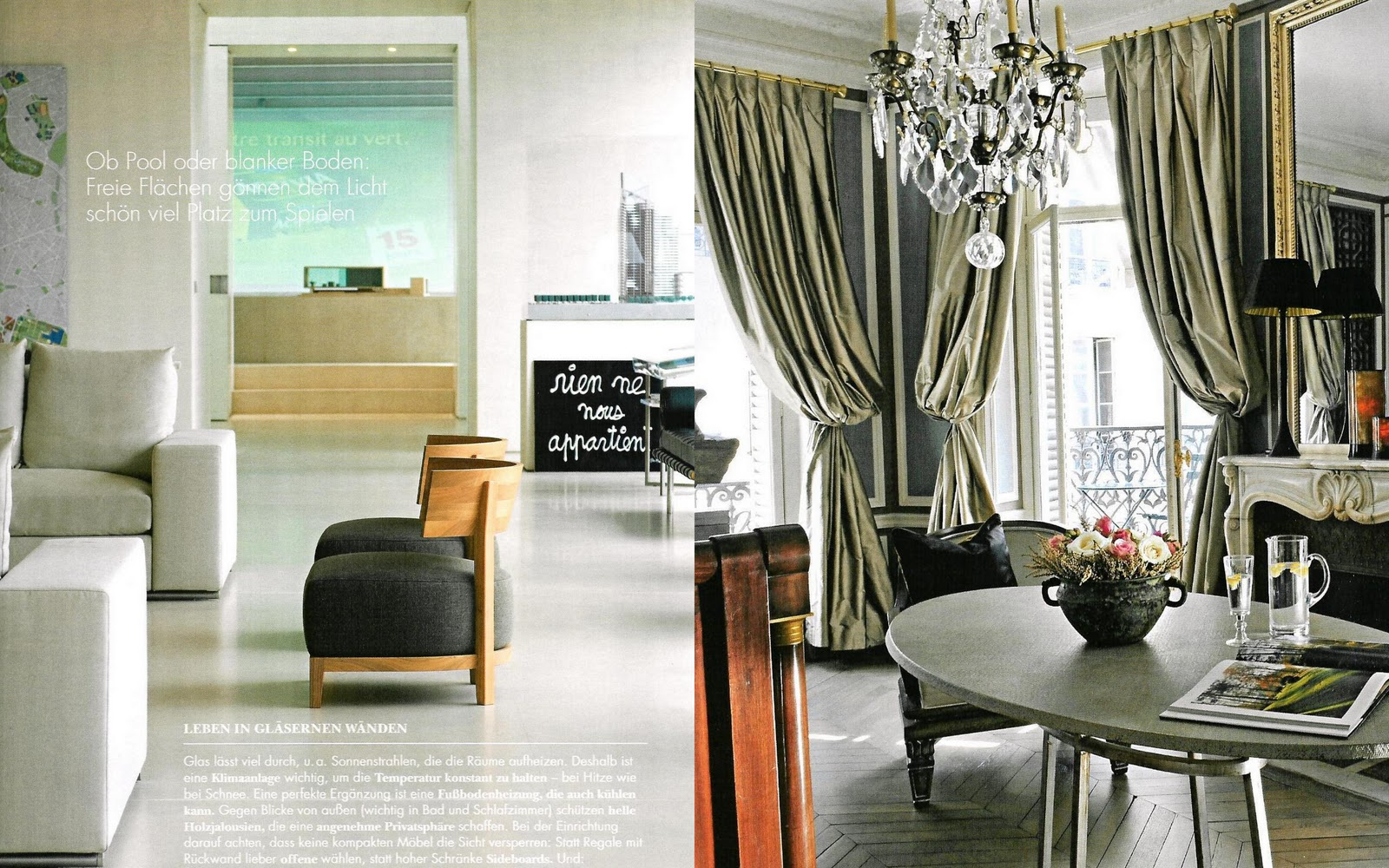 the fantasy decorator elle decoration germany dec jan 2010. Black Bedroom Furniture Sets. Home Design Ideas