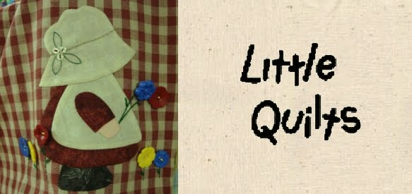 Little Quilts Blog