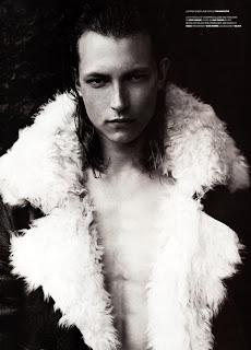 модель Christian Brylle