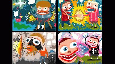 Иллюстрации SKWAK