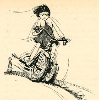 """Come With Me If You Want To Read: Beverly Cleary's """"Ramona ..."""