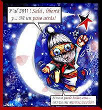 31) ¡P'al 2011 salú, libertá y ni un paso atrás!