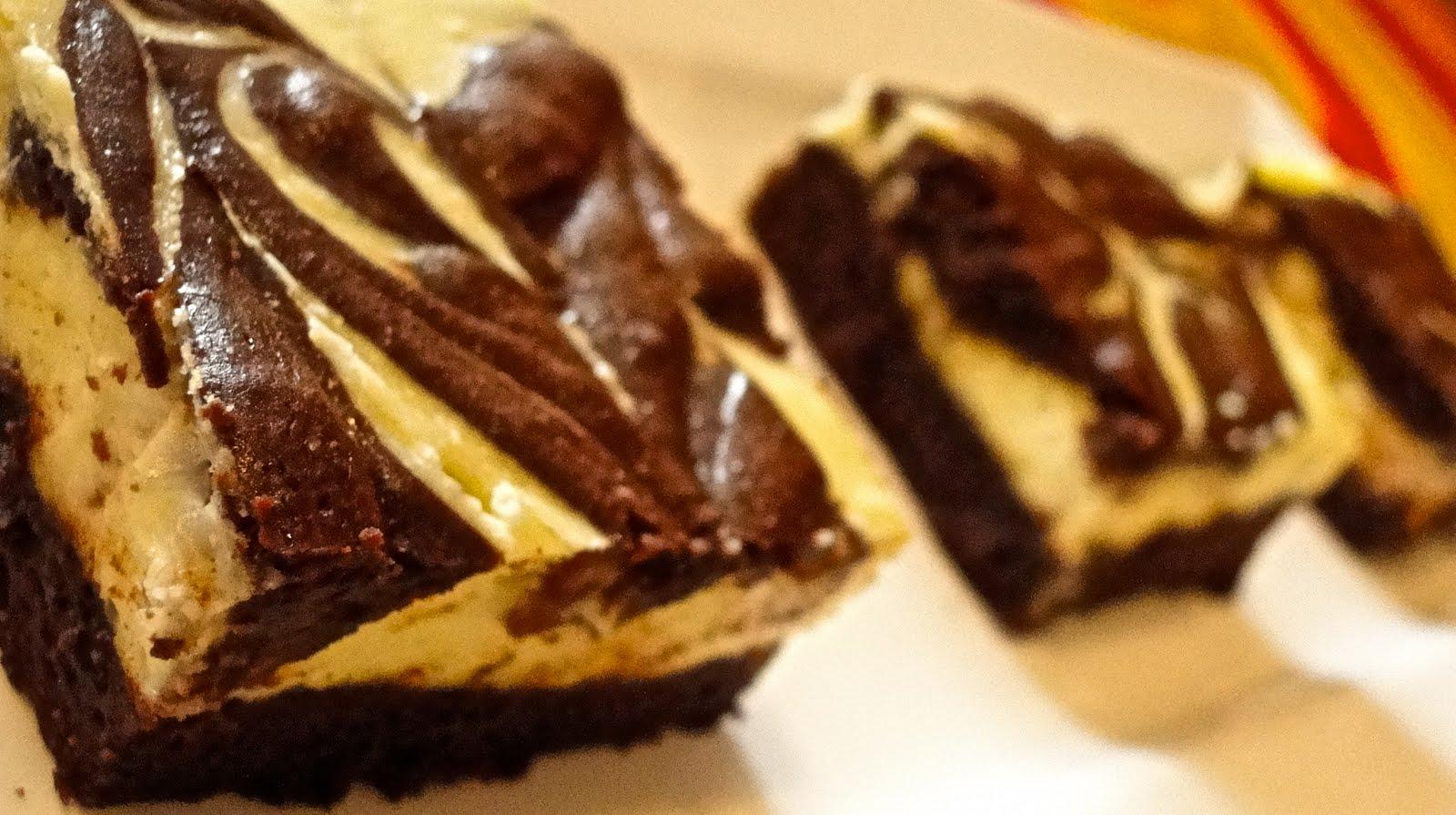 Swirled Cheesecake Brownies Recipes — Dishmaps