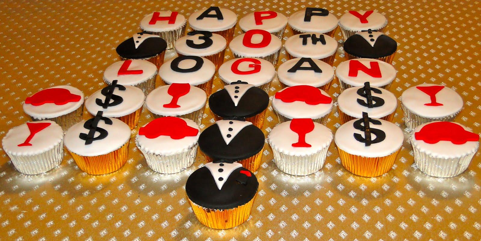 Baking Maniac: Cupcakes for Men...