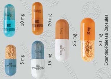 adderall withdrawal icd 10