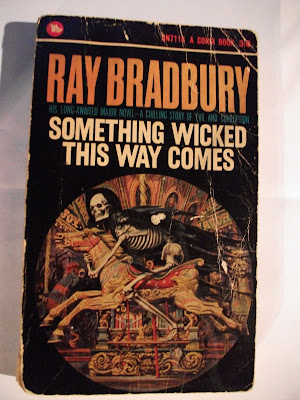 an analysis of ray bradburys on something wicked this way comes Something wicked this way comes by ray bradbury a readable copy all pages  are intact, and the cover is intact pages can include considerable notes-in.