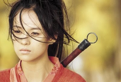 zhang ziyi house of flying daggers Entertainment Wallpaper,