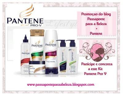 Promoção Pantene Pro V