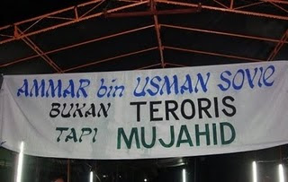 Dulmatin Bukan Teroris