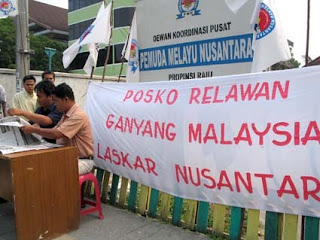 Posko Ganyang Malaysia