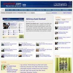 Situs Arrahman.com