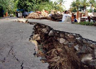 Gempa Bumi Cikelet Garut