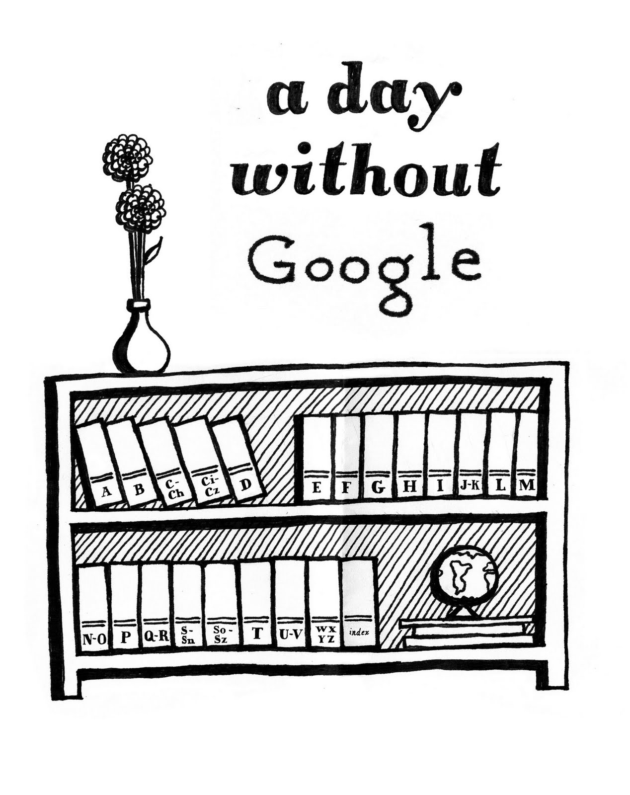 a day without technology essay