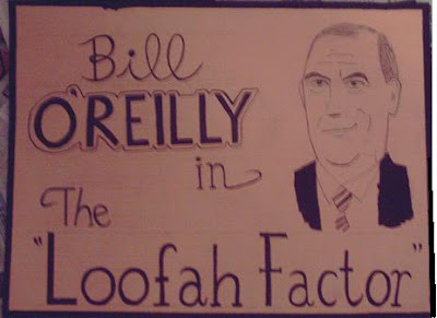 bill o'reilly loofah tijuana bible