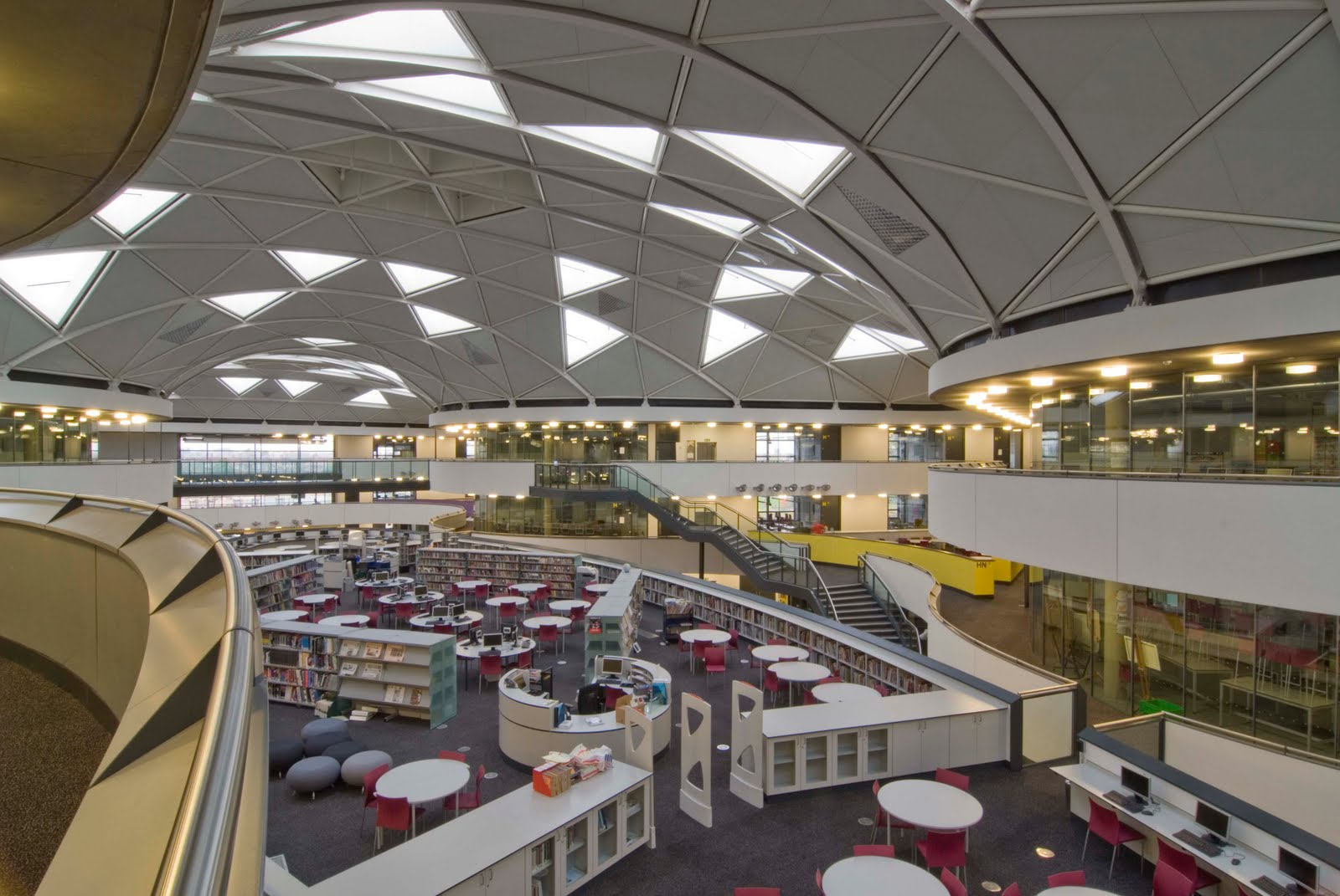 Thomas Deacon Academy, UK | School design | Pinterest