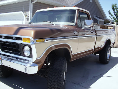 Truck for Sale: 1977 Ford F150