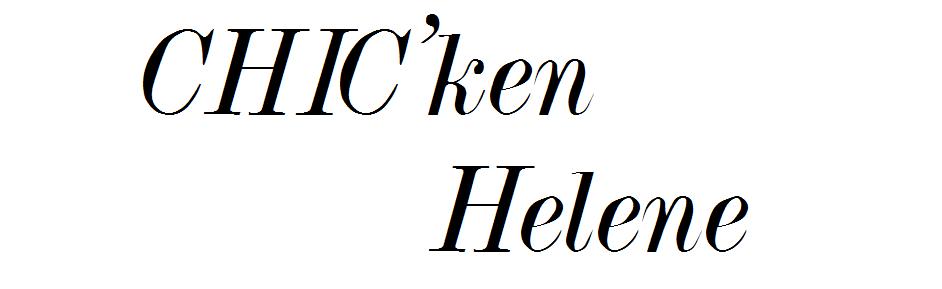 CHIC'ken Helene