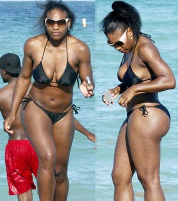 Nude Photos of Serena Williams