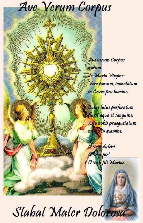Ave Verum Corpus