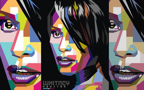 Whitney Houston WPAP