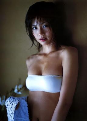 Misako Yasuda young Bikini Idol
