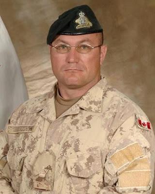 Our Fallen Soldier Warrant Officer Gaétan Roberge