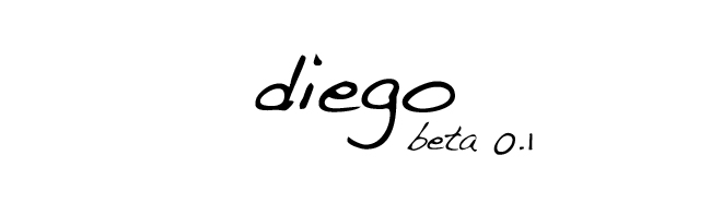diego: beta version 0.1