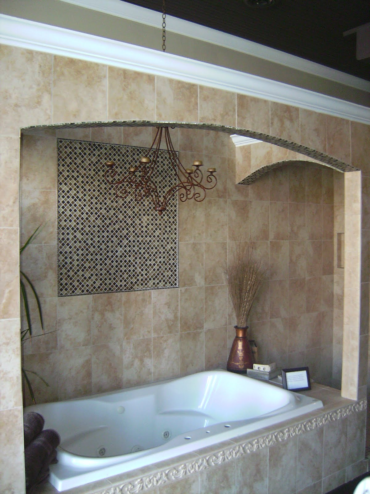 Knapp tile and flooring inc shower tub surround combo Shower tub combo with window