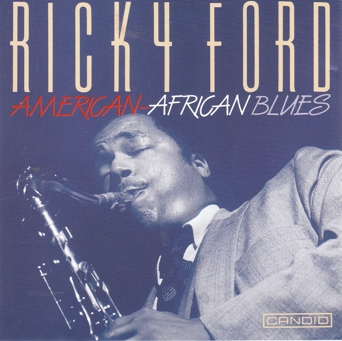 Ricky Ford - Tenor For Our Times