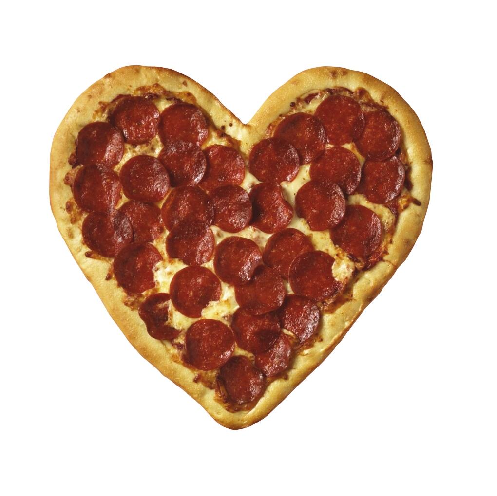 любовна пица