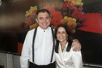 Nossos Pastores Presidentes: Pr Silvio e Pr Mirian