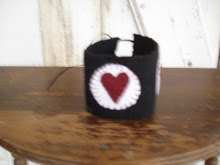 Heart Candle Wrap
