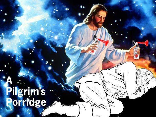 A Pilgrim's Porridge