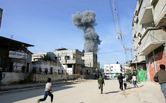 Cidade de Gaza, Faixa de Gaza, Palestina Ocupada.