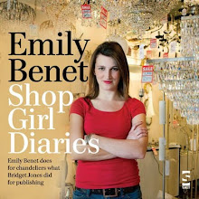 SHOP GIRL DIARIES - Signed Copies!
