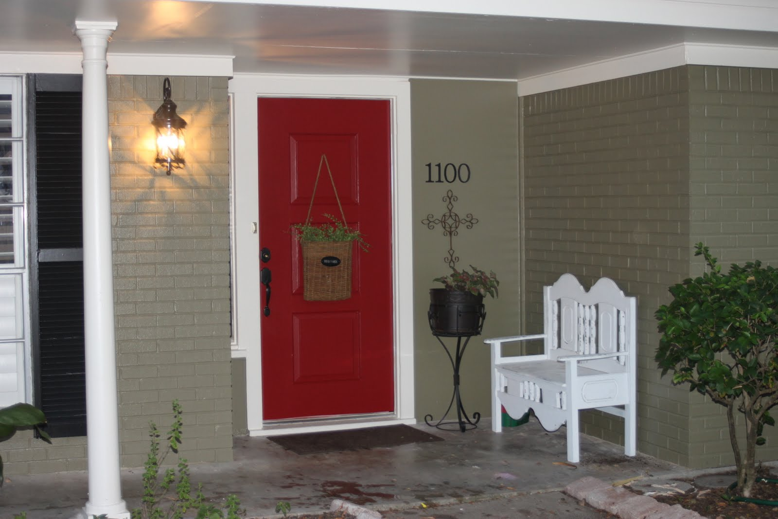 A Very Carey Life Paint The Front Door