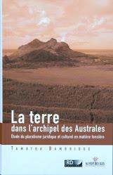 La terre dans l'archipel des Australes