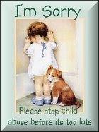 Stoppa utnyttjandet av barn....