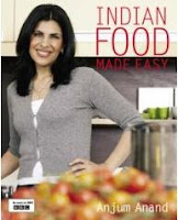 Book on indian food recipes