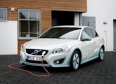 Volvo C30 elettrica