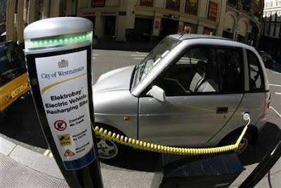 Gli inglesi vogliono le auto elettriche