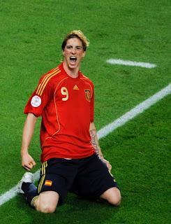 Fernando Torres e la Spagna sotto pressione