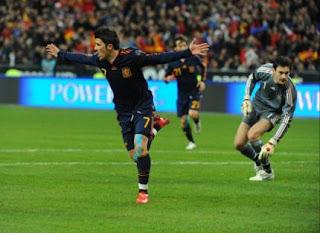 Furia francese, vittoria spagnola