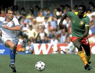Amichevole Italia - Camerun per i mondiali