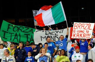 Italia in Sudafrica tra Pretoria e Johannesburg