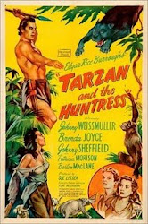 Baixar Filme Tarzan E A Caçadora (Dublado)