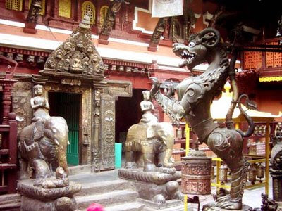 essay on cultural heritages of nepal